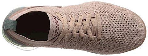 Nike Air VaporMax Flyknit 2 Women's Running Shoe - Cream Image 7