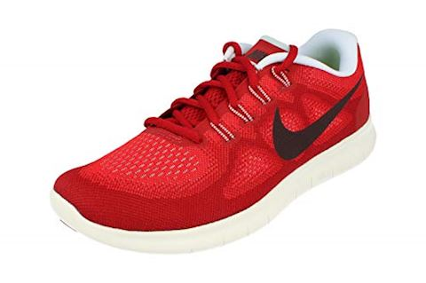 Nike Free RN 2017 - University Red/White Image 6