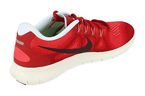 Nike Free RN 2017 - University Red/White Image 8
