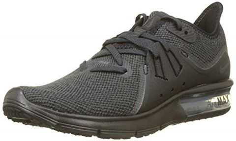 Nike Air Max Sequent 3 Women's Running Shoe - Black
