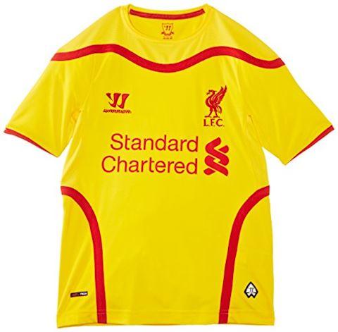 best sneakers 655ec 88ba4 Warrior Liverpool Kids SS Away Shirt 2014/15
