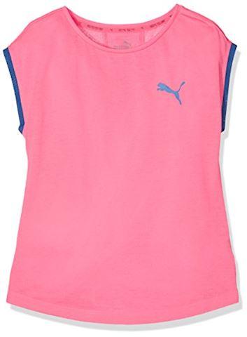 Puma Active Girls' Softsport Layer T-Shirt Image