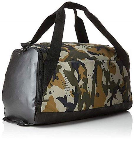 Nike Brasilia (Small) Graphic Training Duffel Bag - Olive Image 4