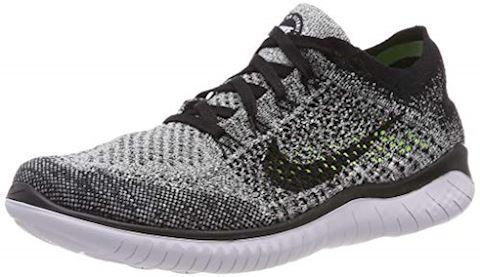 Nike Free RN Flyknit 2018 Men's Running Shoe - Grey Image