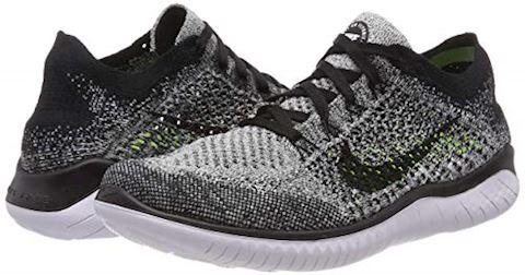 Nike Free RN Flyknit 2018 Men's Running Shoe - Grey Image 5