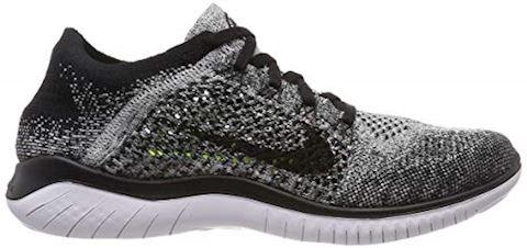 Nike Free RN Flyknit 2018 Men's Running Shoe - Grey Image 6