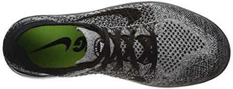 Nike Free RN Flyknit 2018 Men's Running Shoe - Grey Image 7