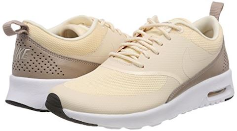 Nike Air Max Thea Women's Shoe - Cream Image 10
