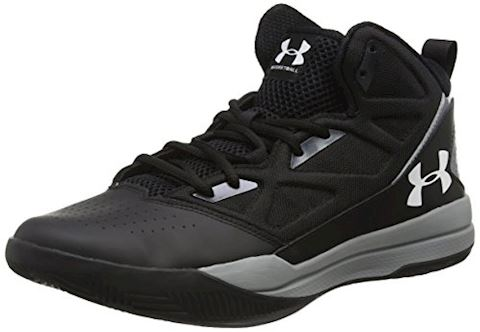 Under Armour Men's UA Jet Mid Basketball Shoes Image