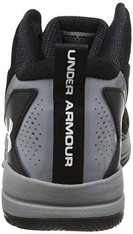 Under Armour Men's UA Jet Mid Basketball Shoes Image 2