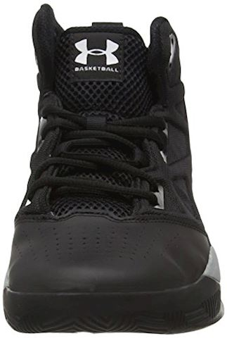 Under Armour Men's UA Jet Mid Basketball Shoes Image 4