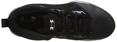 Under Armour Men's UA Jet Mid Basketball Shoes Image 7