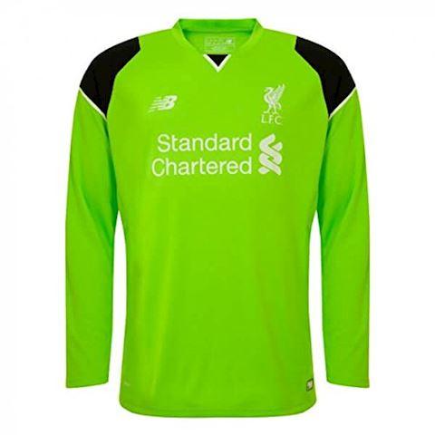 New Balance Liverpool Mens LS Goalkeeper Home Shirt 2016/17 Image