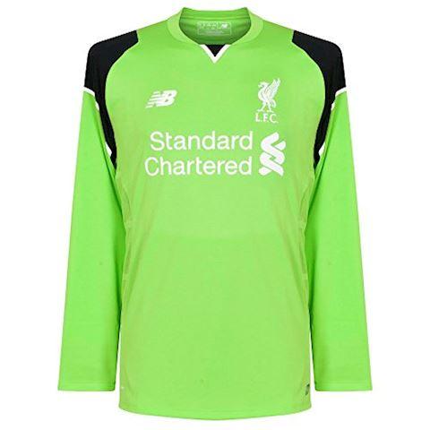 New Balance Liverpool Mens LS Goalkeeper Home Shirt 2016/17 Image 2