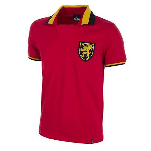 Belgium Mens SS Home Shirt 1960 Image