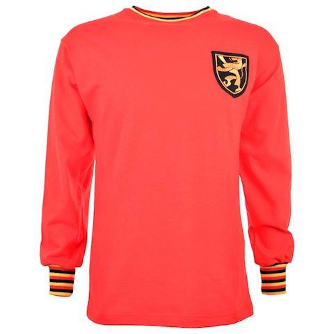 Belgium Mens SS Home Shirt 1960 Image 2