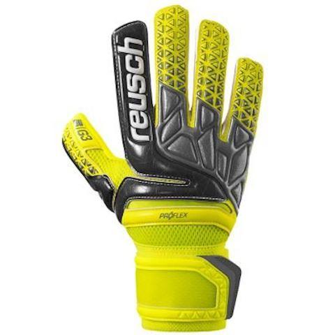 Reusch Goalkeeper Gloves Prisma Pro G3 Negative Cut - Safety Yellow/Black/Safety Yellow Image 3
