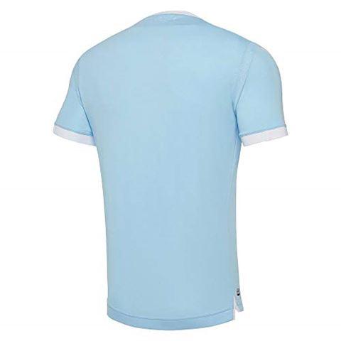Macron Lazio Mens SS Home Shirt 2017/18 Image 6