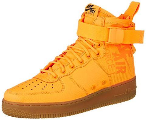 new arrivals 0cfee 32933 Nike SF Air Force 1 Mid OBJ Men's Shoe - Orange