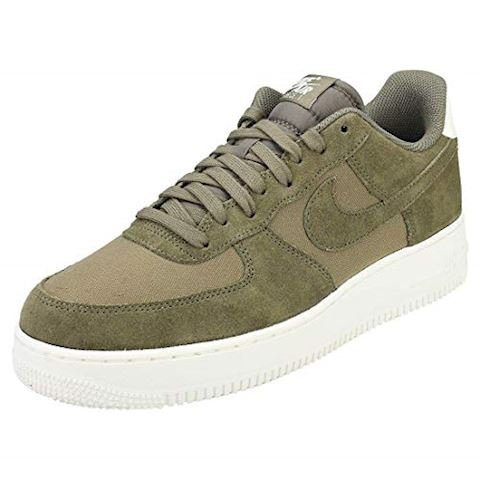 Nike Air Force 1'07 Suede Men's Shoe - Olive Image