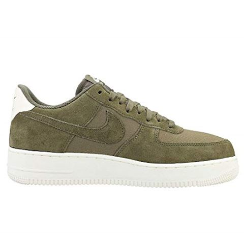 Nike Air Force 1'07 Suede Men's Shoe - Olive Image 2