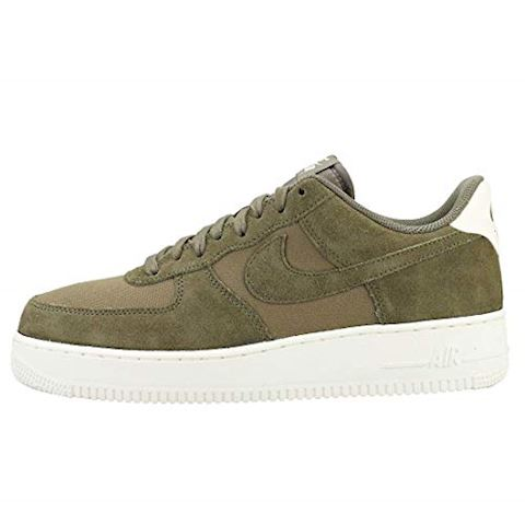 Nike Air Force 1'07 Suede Men's Shoe - Olive Image 3