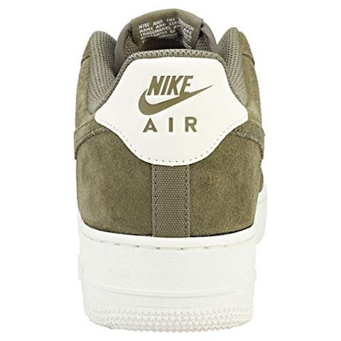Nike Air Force 1'07 Suede Men's Shoe - Olive Image 4