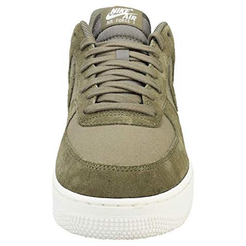 Nike Air Force 1'07 Suede Men's Shoe - Olive Image 5
