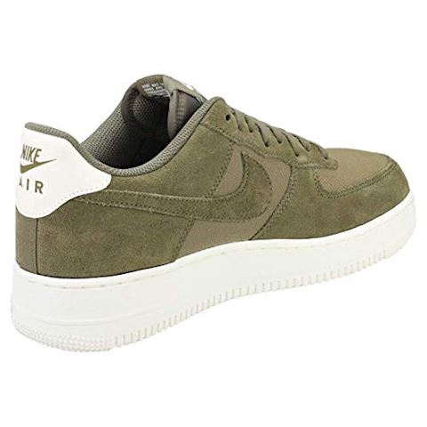 Nike Air Force 1'07 Suede Men's Shoe - Olive Image 6