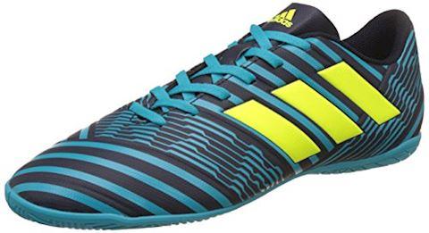 adidas Nemeziz 17.4 IN Legend Ink Solar Yellow Energy Blue Image