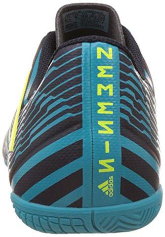 adidas Nemeziz 17.4 IN Legend Ink Solar Yellow Energy Blue Image 2