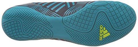 adidas Nemeziz 17.4 IN Legend Ink Solar Yellow Energy Blue Image 3