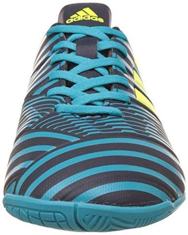 adidas Nemeziz 17.4 IN Legend Ink Solar Yellow Energy Blue Image 4