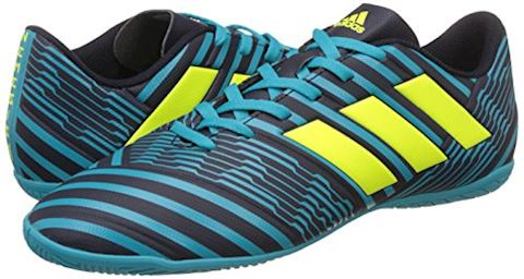 adidas Nemeziz 17.4 IN Legend Ink Solar Yellow Energy Blue Image 5