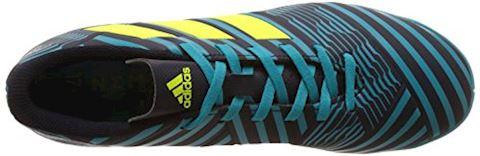 adidas Nemeziz 17.4 IN Legend Ink Solar Yellow Energy Blue Image 7