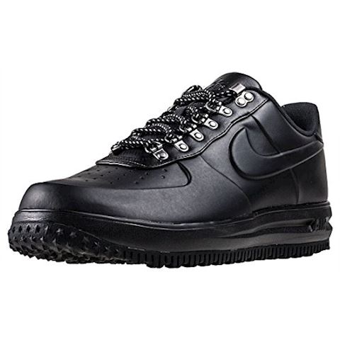 Nike Lunar Force 1 Duckboot Low Men's Shoe - Black Image