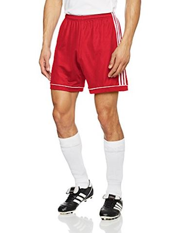 adidas Squadra 17 Short With Brief Power Red White Image