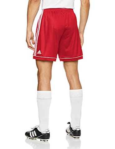 adidas Squadra 17 Short With Brief Power Red White Image 2