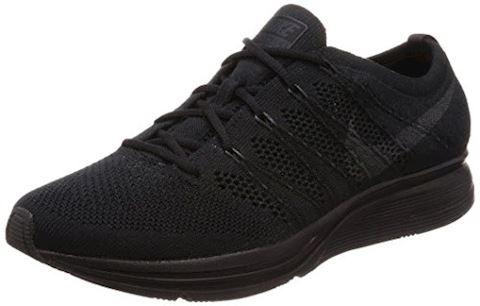 Nike Flyknit Trainer Unisex Shoe - Black Image