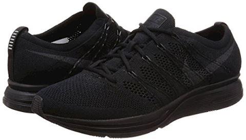 Nike Flyknit Trainer Unisex Shoe - Black Image 5