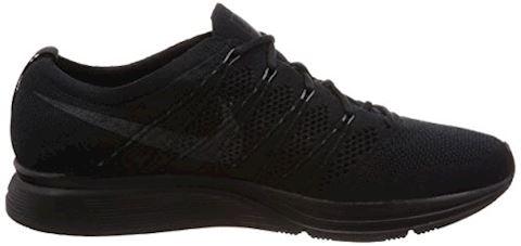 Nike Flyknit Trainer Unisex Shoe - Black Image 6