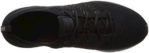 Nike Flyknit Trainer Unisex Shoe - Black Image 7