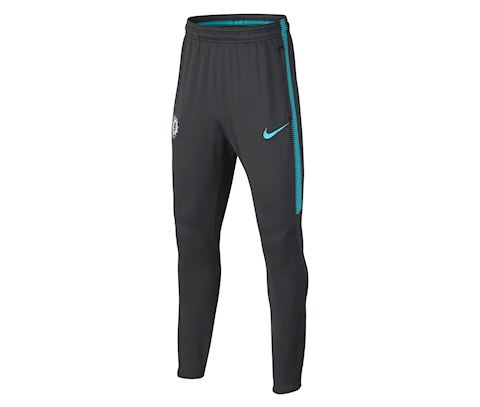 Nike Chelsea FC Dri-FIT Squad Older Kids'Football Pants - Black Image