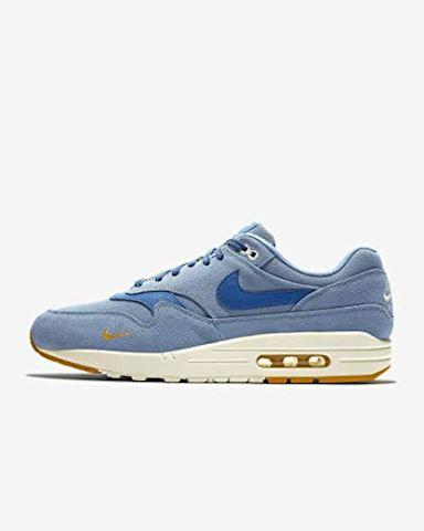 Nike Air Max 1 Premium Men's Shoe - Blue Image 11