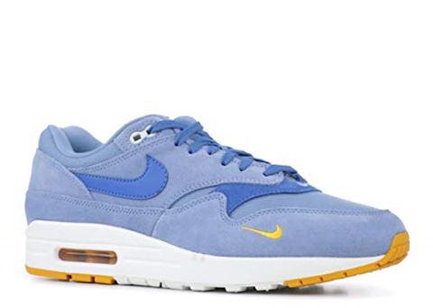 Nike Air Max 1 Premium Men's Shoe - Blue Image 7