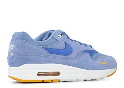 Nike Air Max 1 Premium Men's Shoe - Blue Image 9