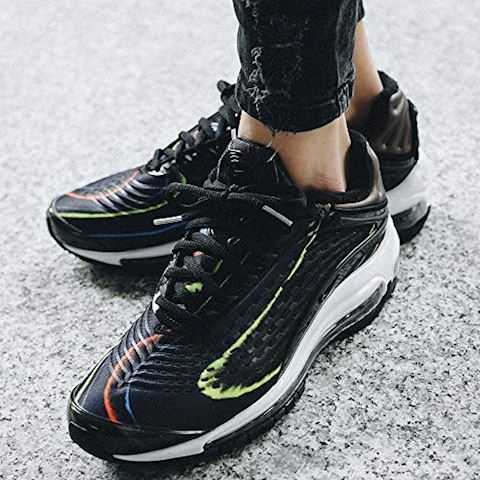 Nike Air Max Deluxe Women's, Blaclk/Blue Image 2