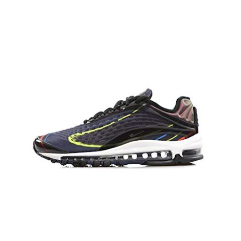 Nike Air Max Deluxe Women's, Blaclk/Blue Image 8
