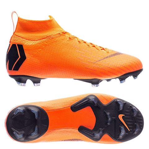 half off daf05 56fce Nike Jr. Mercurial Superfly 360 Elite Older Kids'Firm-Ground Football Boot  - Orange
