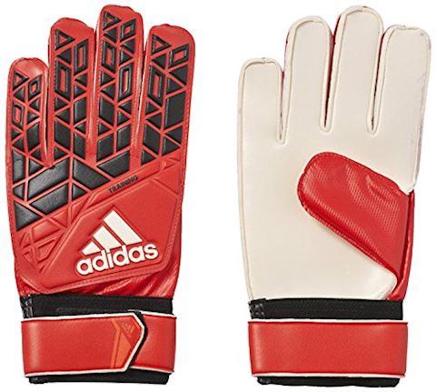adidas Goalkeeper Gloves ACE Training Pyro Storm - Solar Red/Core Black Image